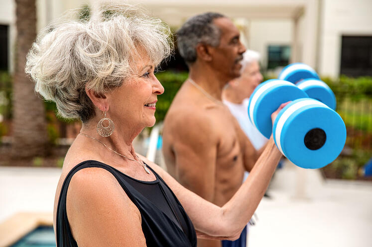 Arbor Company Communities Celebrate Active Aging Week