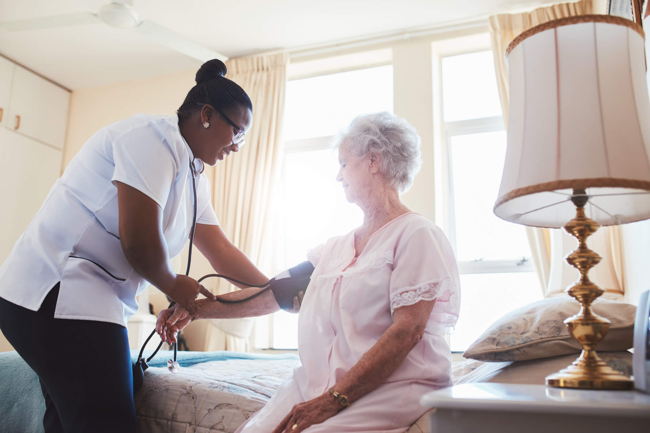 Assisted Living vs In Home Senior Care in Manassas Virginia