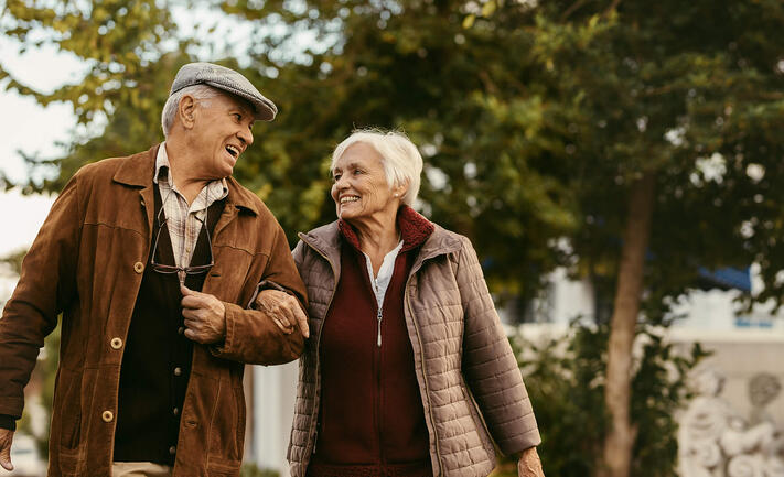 Finding Romance at a Senior Living Community