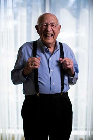 WW2-Veteran-Harry-Perry-Arbor-Terrace