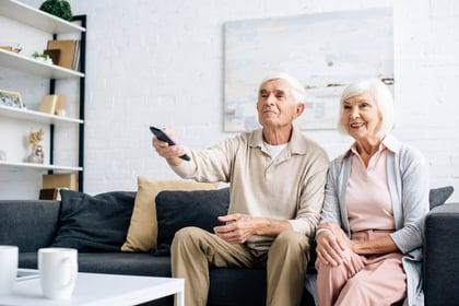 Netflix for seniors