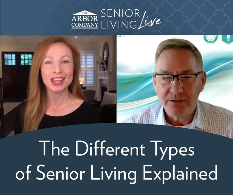 The Different Types of Senior Living Explained