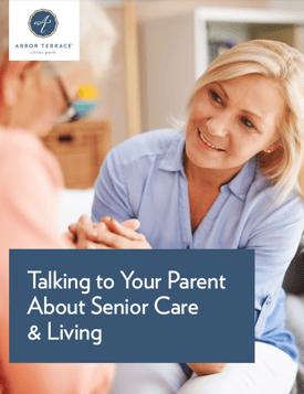 Citrus Park Talking to Your Parent Guide