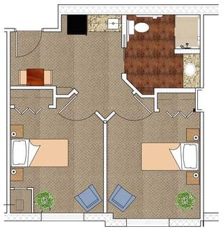 Hampton Terrace Apartments: Premier Assisted Living & Dementia Care In Tampa