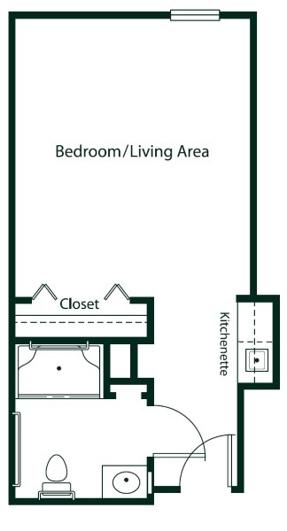 arbor-terrace-of-decatur-one-room-suite