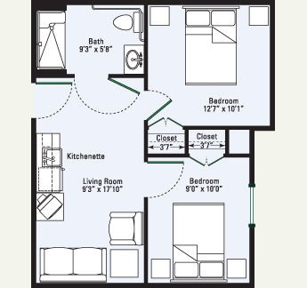 three-room-suite-greenville