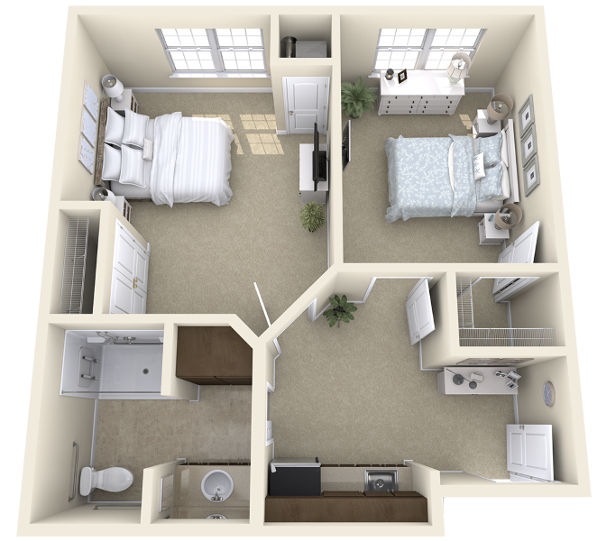 arbor-terrace-of-johns-creek-lanier-semi-private-companion-suite