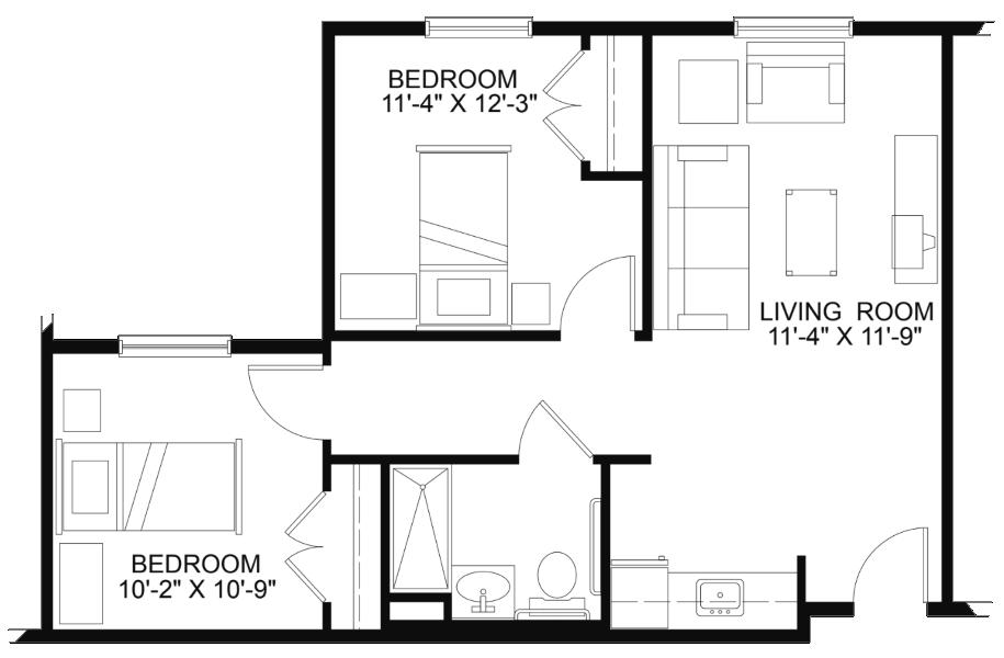 arbor-terrace-sudley-manor-two-bedroom-suite
