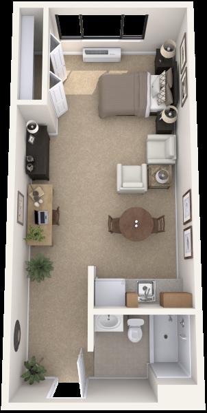 arbor-terrace-middletown-assisted-living-studio
