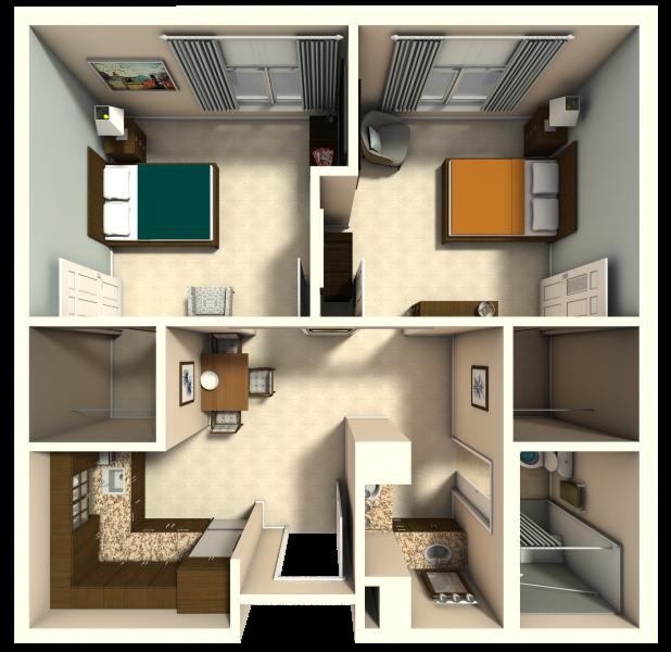 arbor-terrace-morris-plains-the-morgan-bridges-shared-two-bedroom-suite