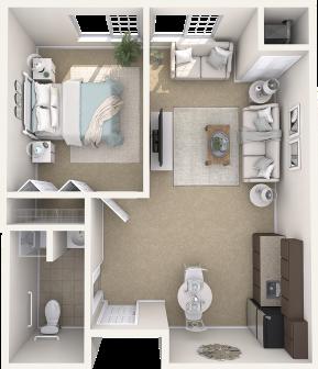 one-bedroom-shrewsbury