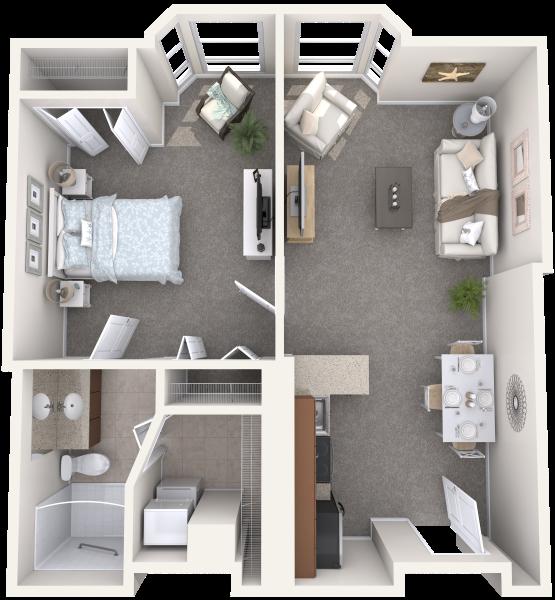 summit-of-uptown-park-ridge-il-one-bedroom-deluxe