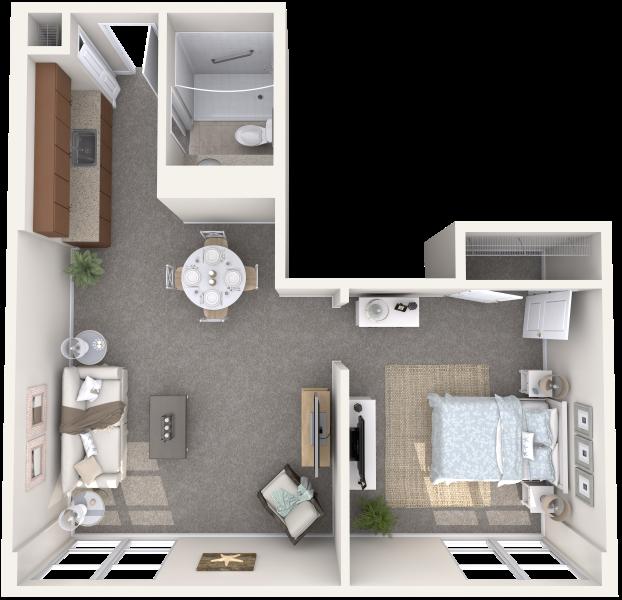 summit-of-uptown-park-ridge-mc-one-bedroom