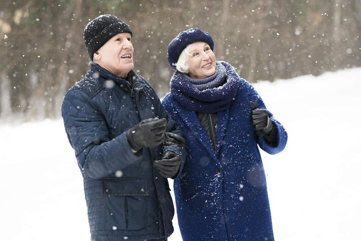 Staying Safe This Winter: 5 Fall Prevention Tips and Tricks
