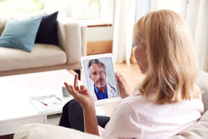 Benefits of Telehealth for Seniors