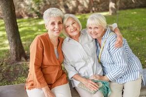 Ways Senior Living Encourages Happy Aging