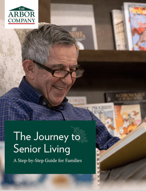 The Journey to Senior Living for Families