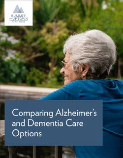 PR Comparing Dementia