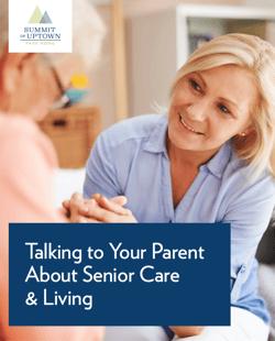 Park Ridge Talking to Your Parent Guide