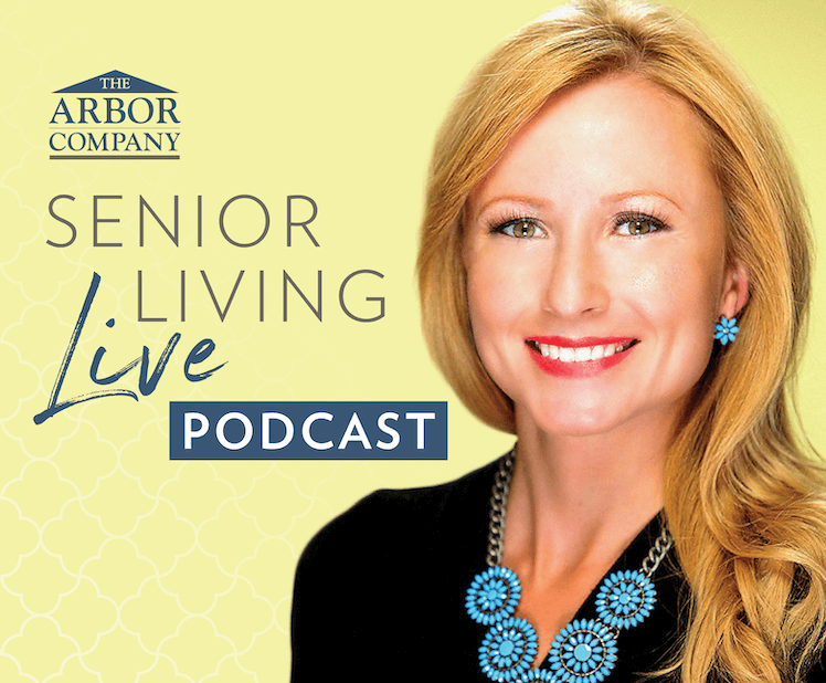 Introducing Senior Living Live: The Podcast!