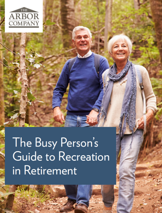 Recreation in Retirement Guide Cover
