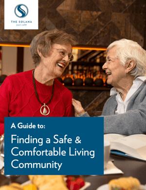 Finding a Safe & Comfortable Senior Living Community