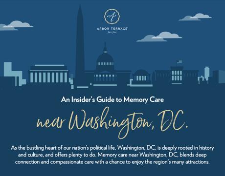 An Insider's Guide to Memory Care near Washington, DC.