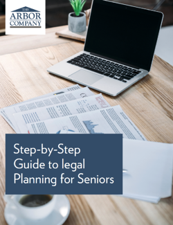 Legal Planning for Seniors Corp Guide Cover