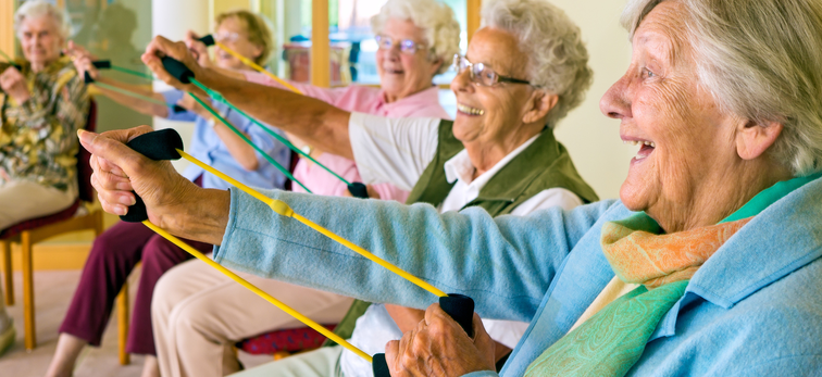 A Sneak Peek Into 5 Common Senior Living Activities