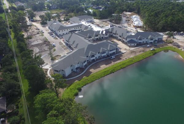 Construction Update 1 (as of September 2018)