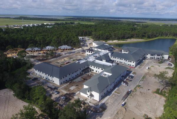 Construction Update 2 (as of September 2018)