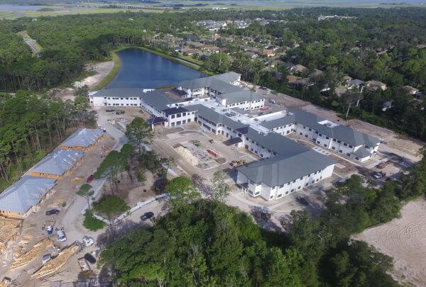 Construction Update 3 (as of September 2018)