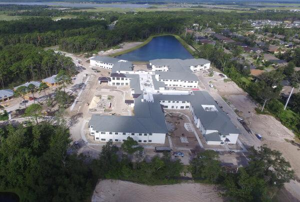 Construction Update 4 (as of September 2018)