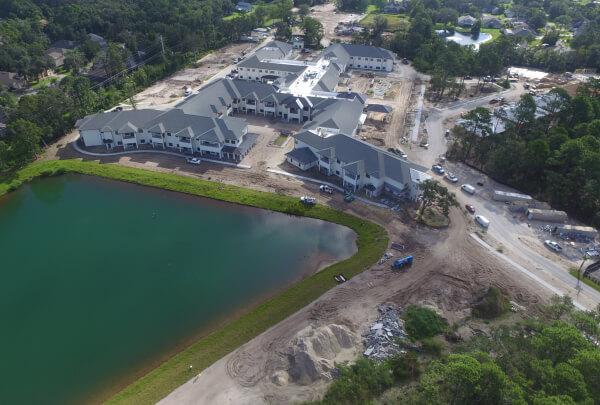 Construction Update 5 (as of September 2018)