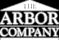 Arbor Company Corporate Logo Outlines WHITE No Tag
