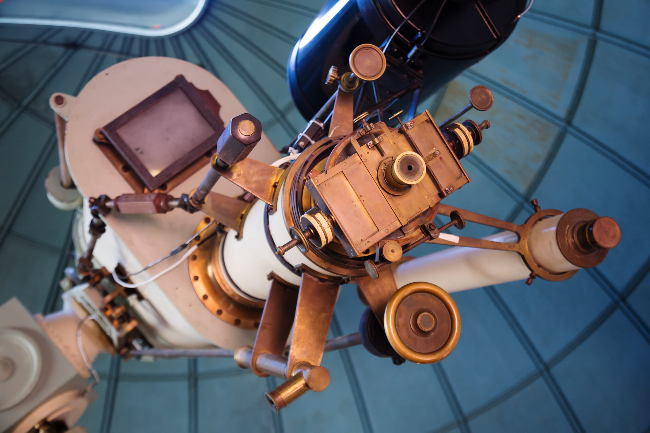 Professional telescope | Decatur Museums