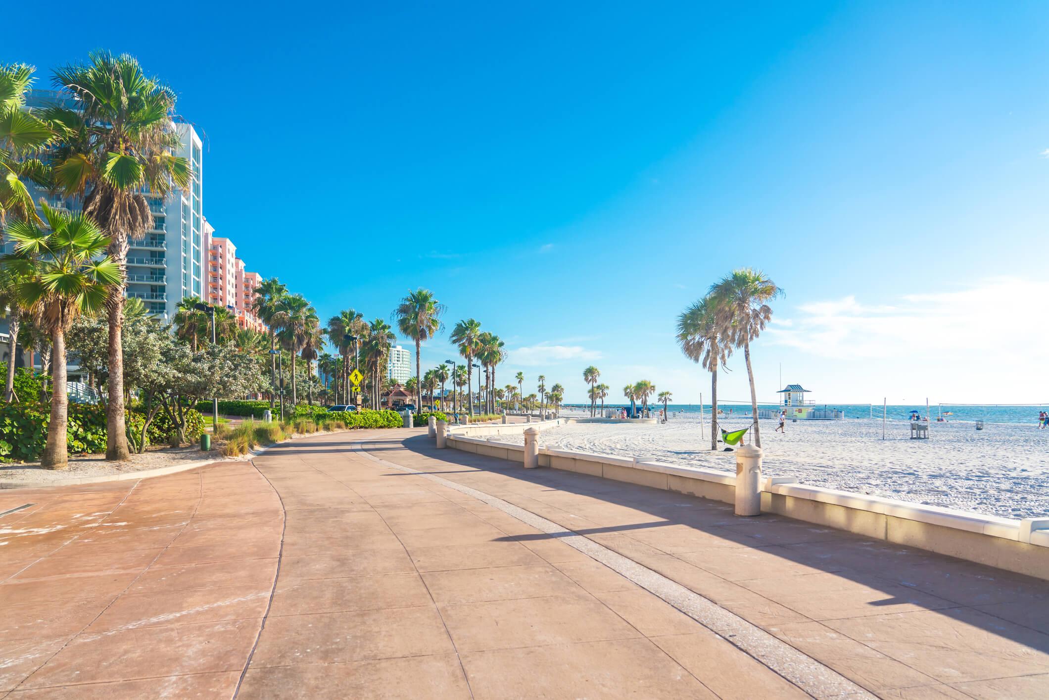 Best Senior Friendly Beaches near Citrus Park - Clearwater