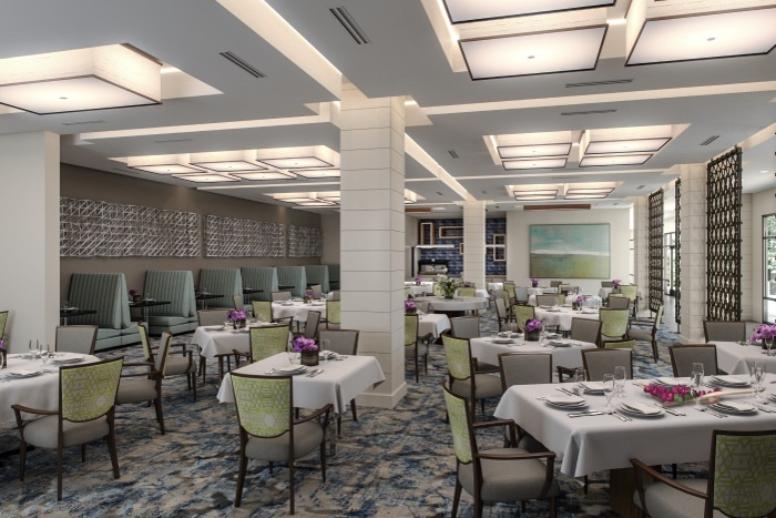 the-lakeside-at-amelia-island-dining-area-rendering