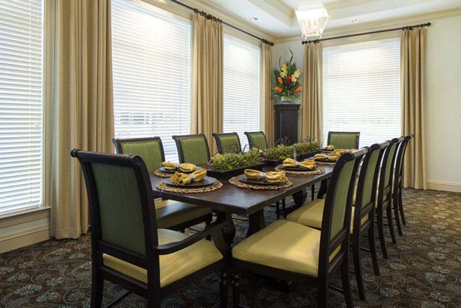 Arbor-Terrace-Citrus-Park-private-dining