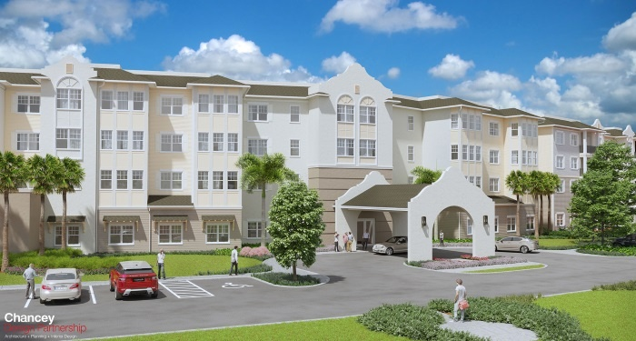 arbor-terrace-citrus-park-independent-living-exterior-rendering