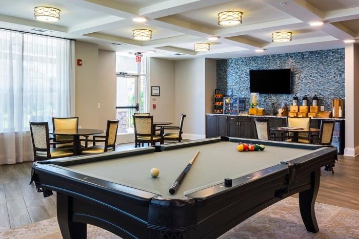 arbor-terrace-hamilton-mill-lobby-pool-table