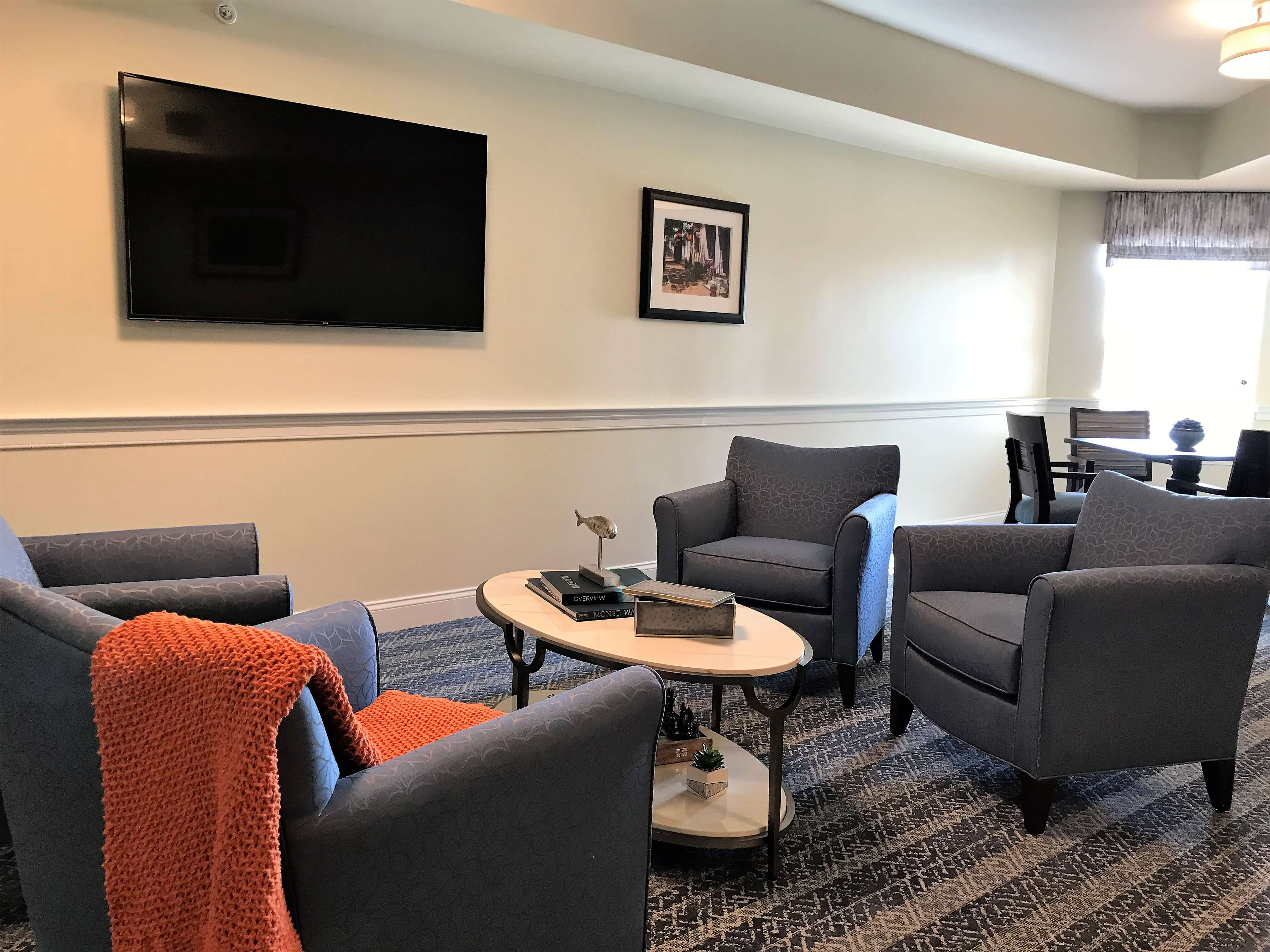 Multipurpose Lounge 2