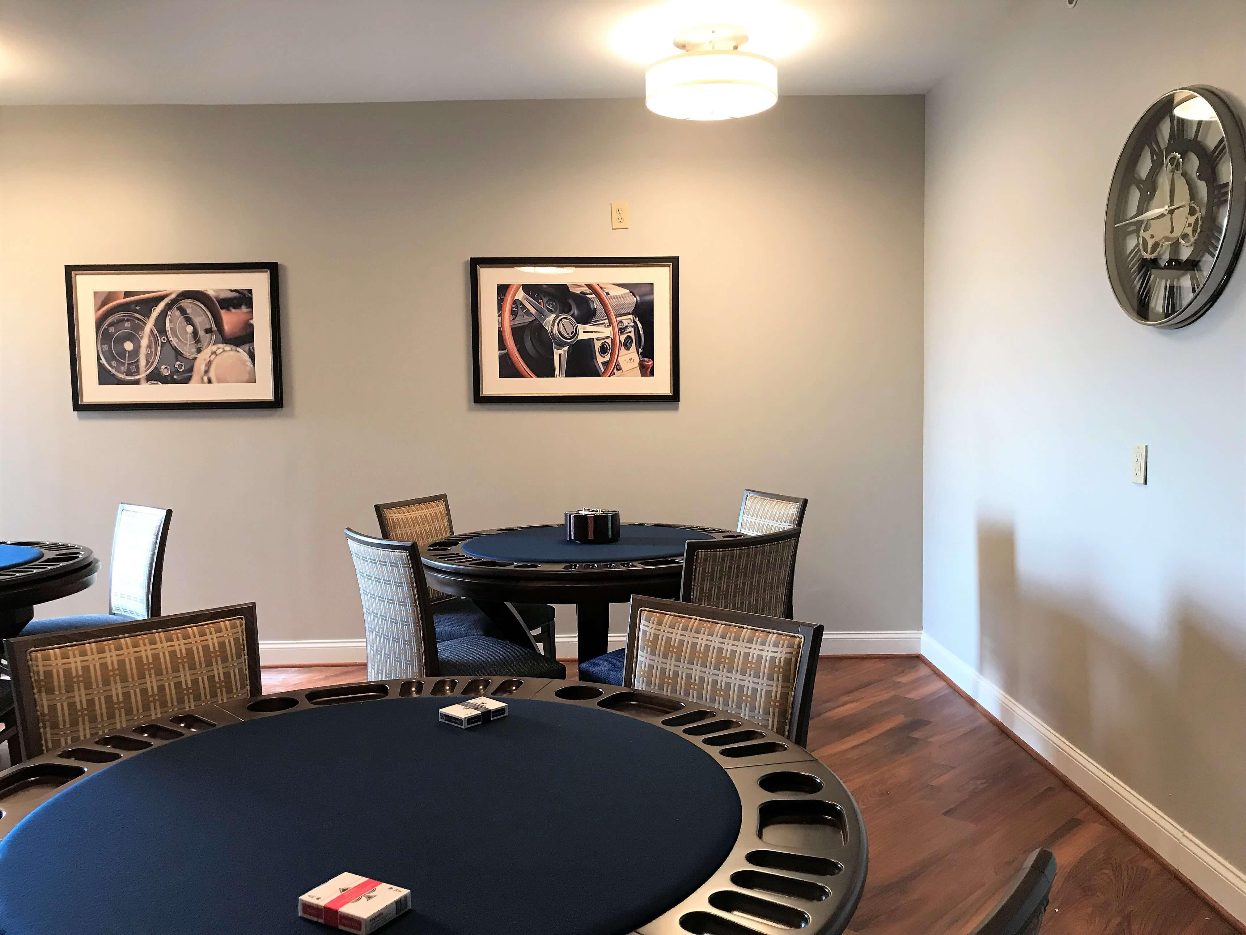Poker Room 3