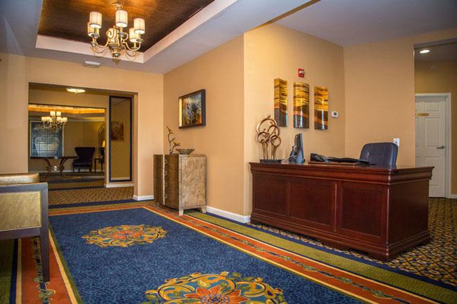 Arbor-Terrace-Sudley-Manor-welcome-desk