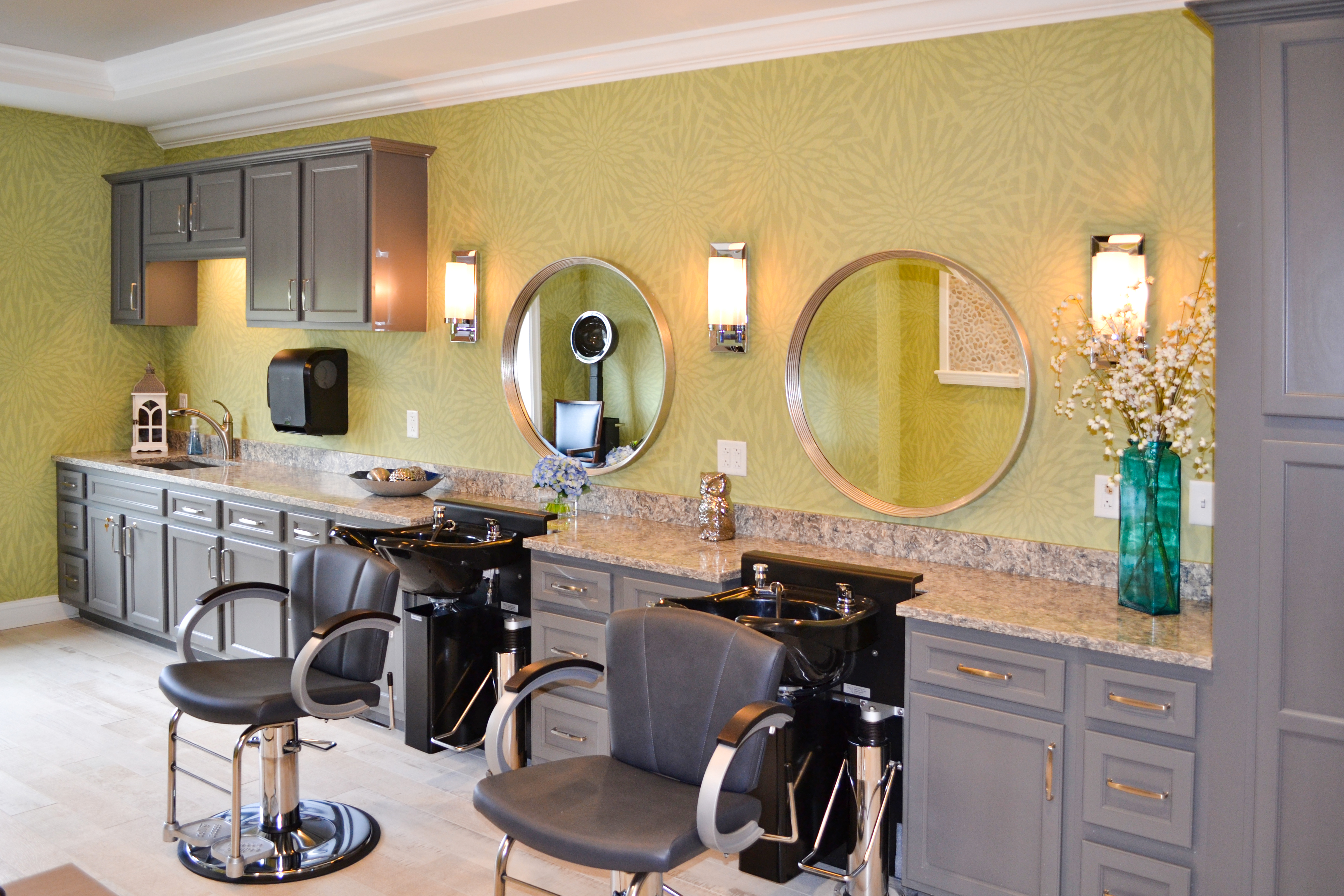 hair salon mountainside