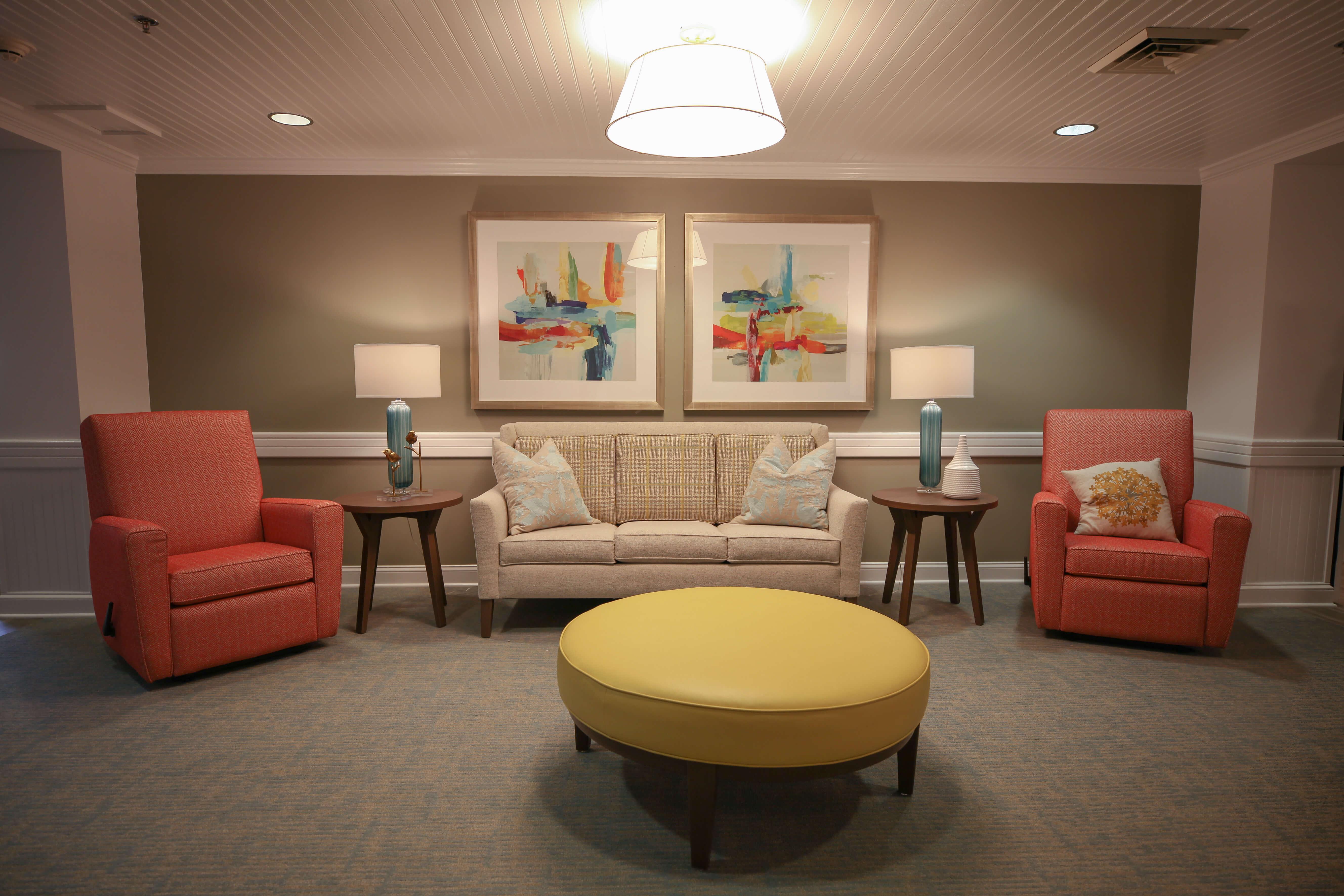 MC Living Room