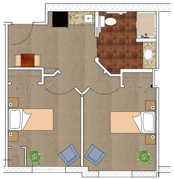 Apartments In Westchase Fl: Independent Living, Assisted Living And Dementia Care In