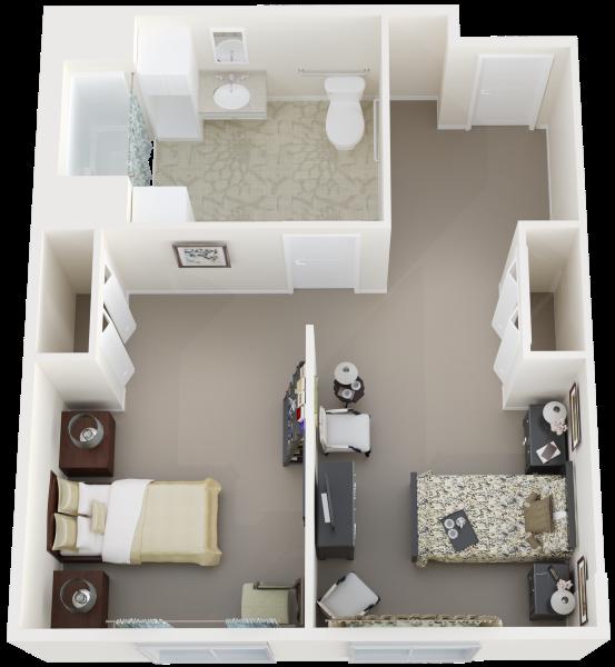 arbor-terrace-fairfax-stuart-semi-private-suite