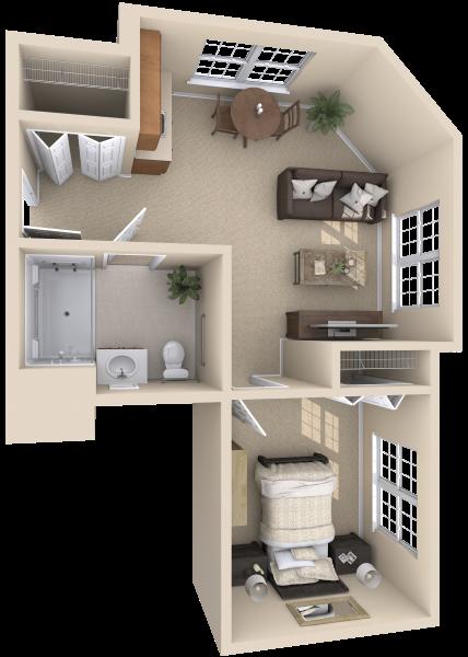 arbor-terrace-senior-living-one-bedroom