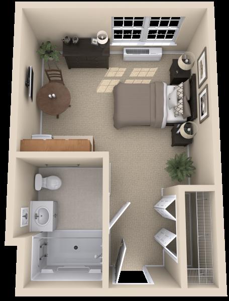 arbor-terrace-senior-living-studio